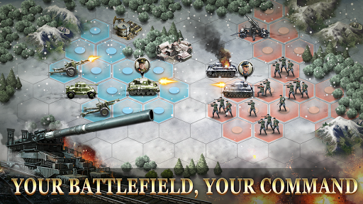 Free Download WW2: Strategy Commander Conquer Frontline 1 2