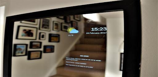 My Android Smart Mirror Aplicaciones para Android screenshot