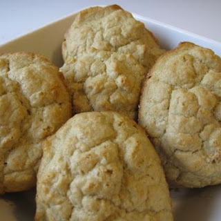 Organic Oat Flour Drop Biscuits Recipe