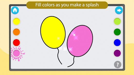 Toddlers Learn Shapes & Colors- screenshot thumbnail