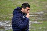Karim Belhocine wil hoofdtrainer blijven daarom is AA Gent geen prioriteit