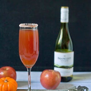 Pomegranate Apple Cocktail