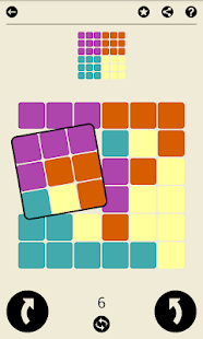 Ruby Square: logisches Rätselspiel (700 Levels) Screenshot