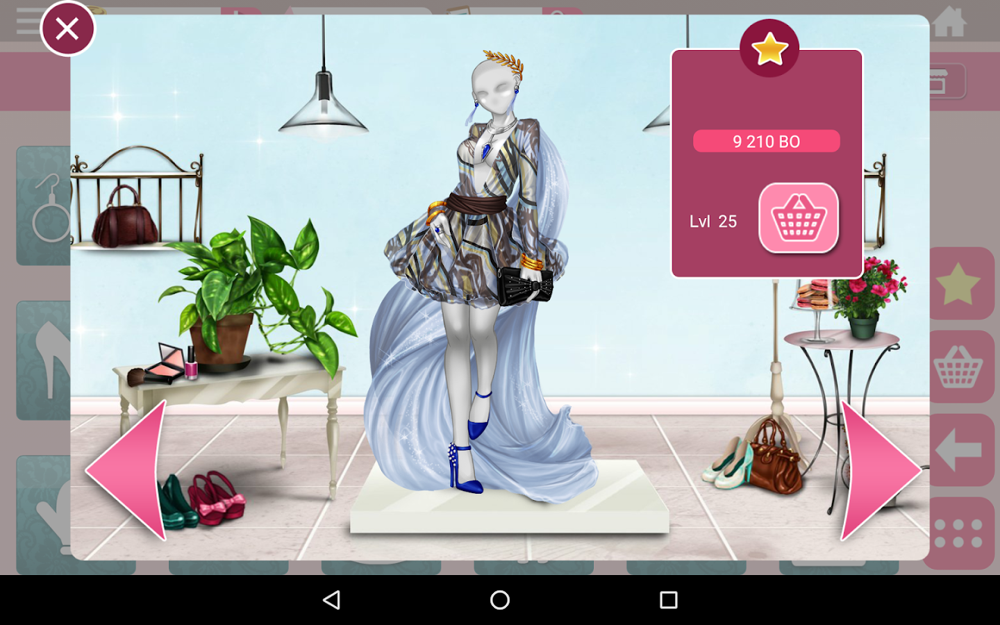 Like a Fashionista- screenshot