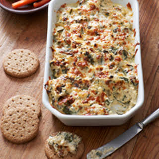 Smokey Onion Kale Dip.