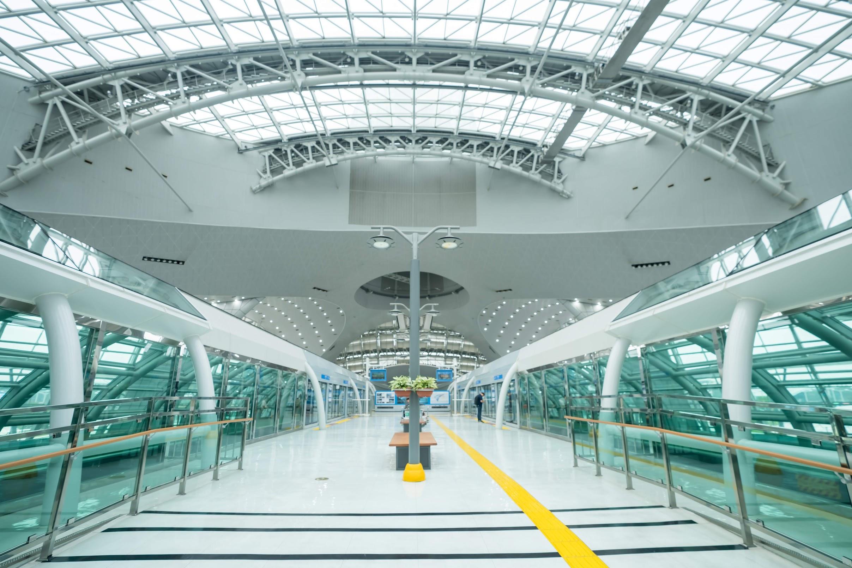 ソウル 磁気浮上鉄道(リニアモーターカー)1