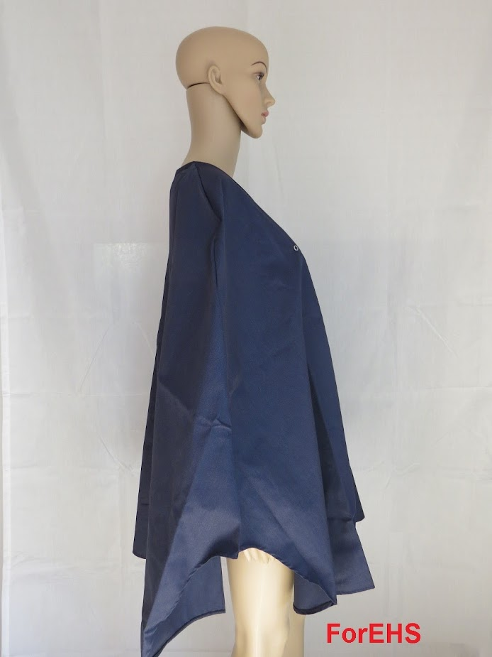 RF Protection Poncho for EHS people