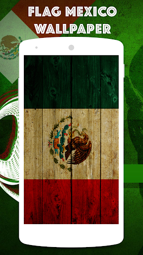 Flag Mexico Wallpaper
