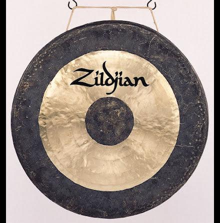 "26"" Zildjian Traditional Hand Hammered Gong"