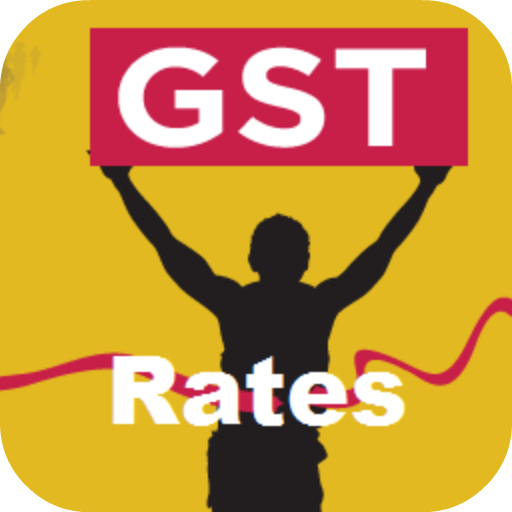 GST Rates in India