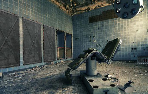Escape Game Ruined Hospital 2 1.0.8 screenshots 1