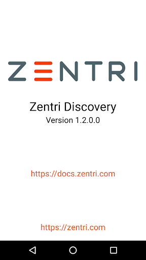 Zentri Discovery