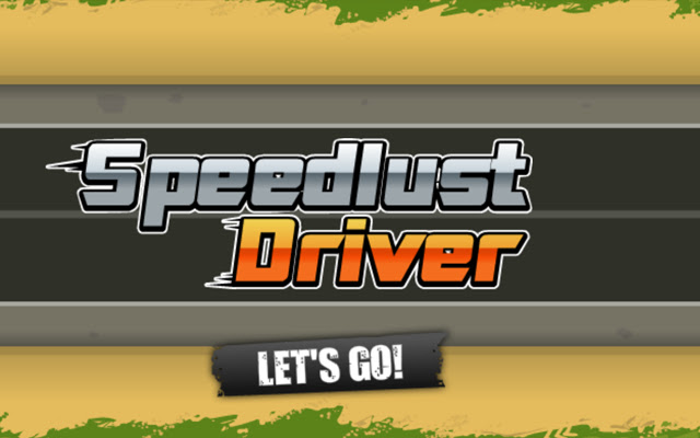 Speedlust Driver Game