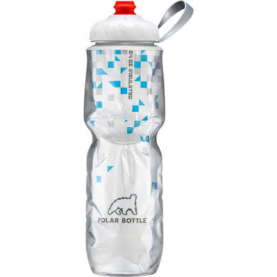 Polar Insulated Water Bottle with ZipStream Cap