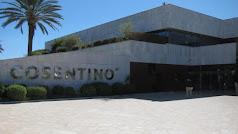 Instalaciones de la sede de Cosentino en Cantoria.