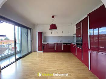 Appartement 3 pièces 76,89 m2