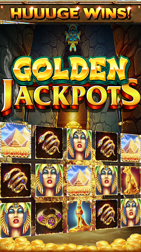 Pharaoh's Secret Riches Vegas Casino Slots 1.2 screenshots 9