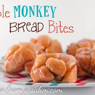 Apple Monkey Bread Bites