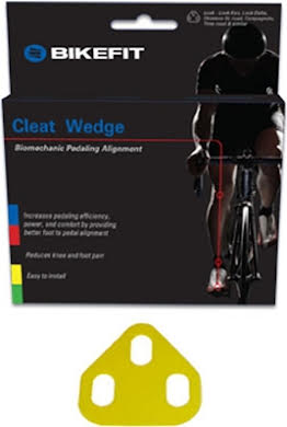 Bike Fit Systems Bike Fit Wedges for Look Pedals alternate image 0