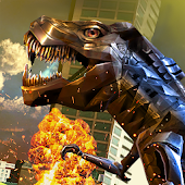 Robot Dinosaur Future Transform City Wars
