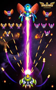 Space Force: Alien Shooter Warのおすすめ画像4