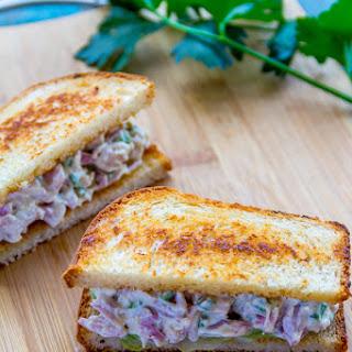 Classic Chicken Salad Sandwich.
