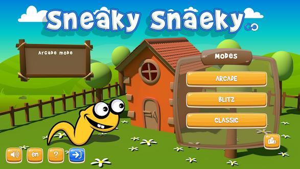Sneaky Snaeky Go Gratis