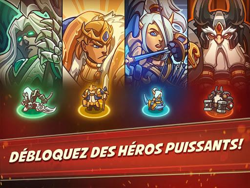 Télécharger Empire Warriors TD Premium: Tower Defense Games APK MOD (Astuce) screenshots 5