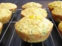 Vegan Cornbread Muffins Recipe