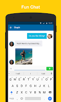 screenshot of SKOUT - Meet, Chat, Go Live