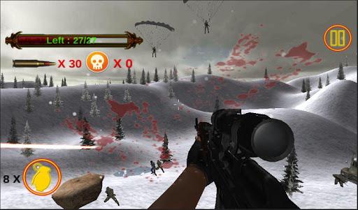 狙擊兵 死亡 射手 3D