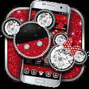 Diamond Glitter Micky Theme