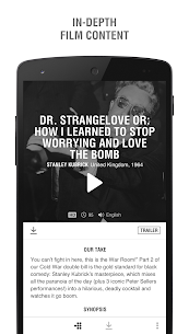 MUBI — Curated Cinema App Download For Android and iPhone 3
