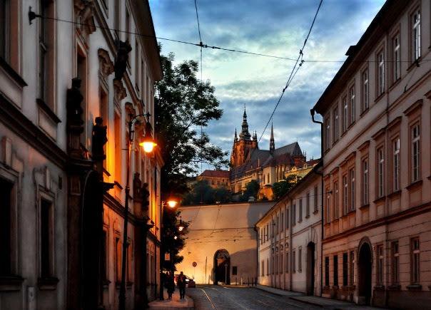 Lesser Town (Malá Strana)