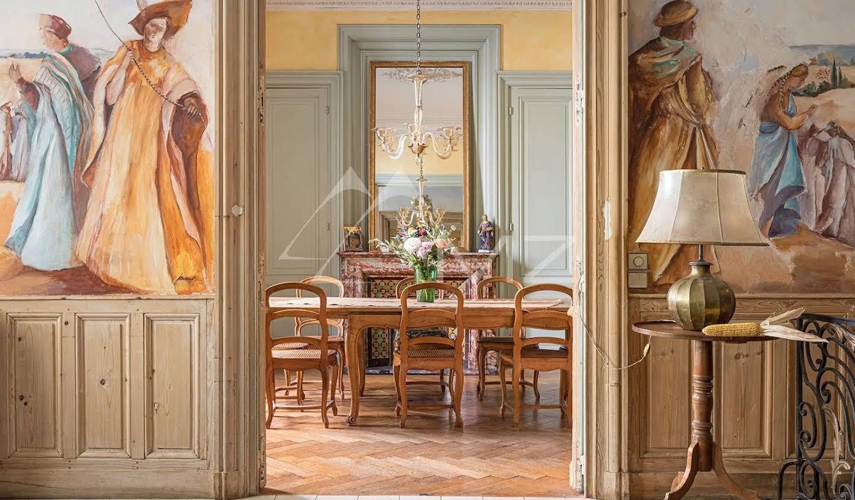 Hôtel particulier Lyon 6ème