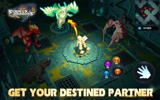 Summon Dragons modavailable screenshots 11