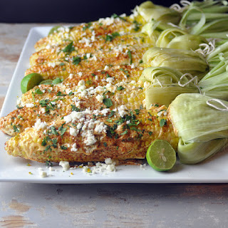 Elote With Chile Recipes