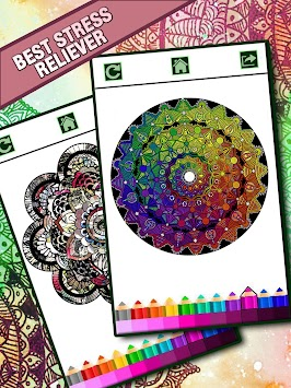 Coloring Book For Adults Free 【ColorWolf】 🐺| 🇺🇸 APK screenshot thumbnail 4