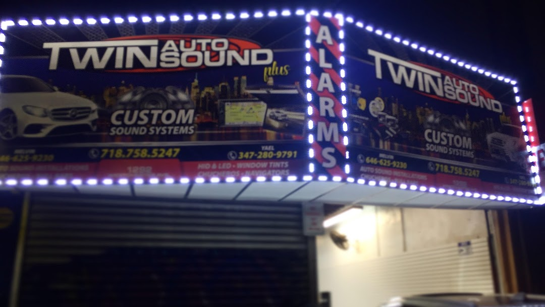 Twin Auto Sound Security Plus Car Stereo Store In Bronx