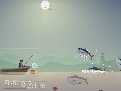 Fishing Life Screenshot