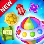 Toy Party:  لعبة المطابقة على الانترنت