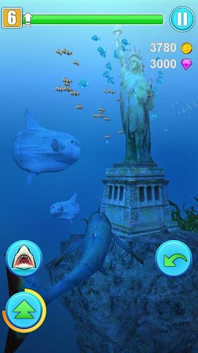 Shark Simulator screenshot 4