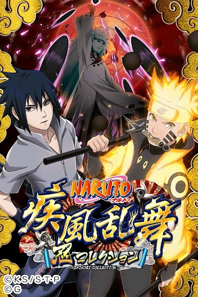 Naruto – Shinobi Collection Shippuranbu v3.4.0 [Mods]