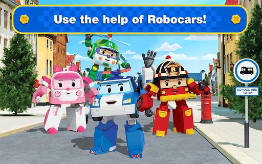 Robocar Poli: City Games 1.0 screenshots 19