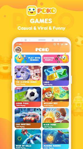 POKO - Play With New Friends 1.1.10 screenshots 1