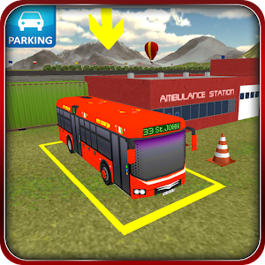 Super Bus Parking 3D for PC and MAC