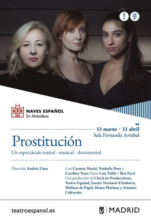 Regreso de Prostitución