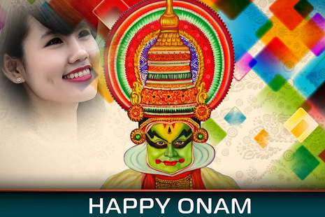 Onam Photo Frames Screenshot