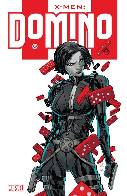 X-Men: Domino (2018)