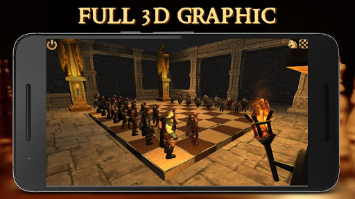 Battle Chess 3D 1.3 Screenshots 3